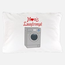 MOMS LAUNDROMAT Pillow Case