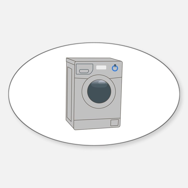 FRONT LOADER WASHER Decal
