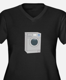 FRONT LOADER WASHER Plus Size T-Shirt