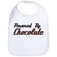 Powered by Chocolate Bib