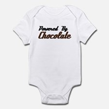 Powered by Chocolate Infant Bodysuit