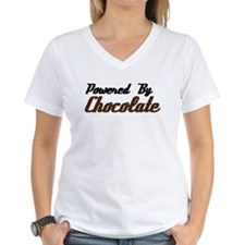 Powered by Chocolate Shirt