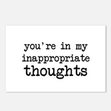 You're in My Inappropriat Postcards (Package of 8)