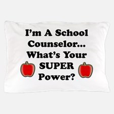 I teach counselor.png Pillow Case