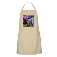 Purple Hydrangeas Apron