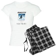 Skated mine off Pajamas
