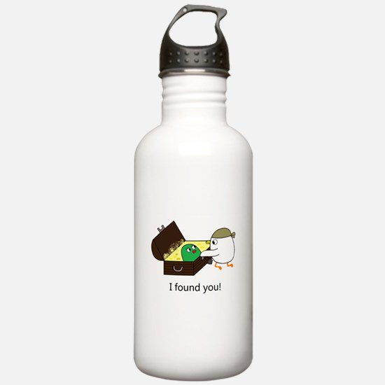 I found you! Water Bottle
