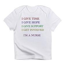 I GIVE TIME copy.jpg Infant T-Shirt