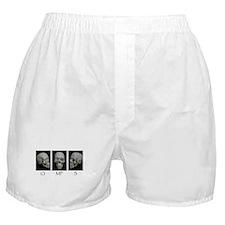 OMFS surgery skull Boxer Shorts