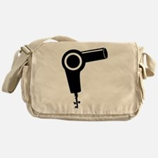 Hair dryer Messenger Bag