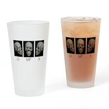OMFS surgery skull Drinking Glass