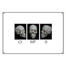 OMFS surgery skull Banner