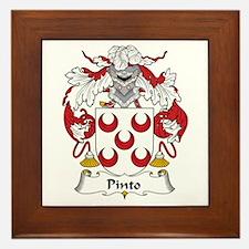 Pinto Framed Tile