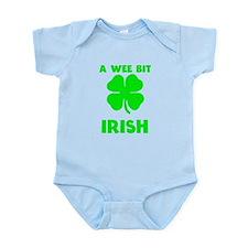 A Wee Bit Irish Body Suit