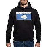 Antartica Hoodie (dark)