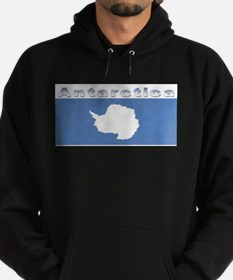 Antarctic flag Hoody
