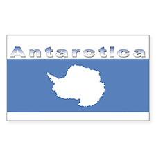 Antarctic flag Decal
