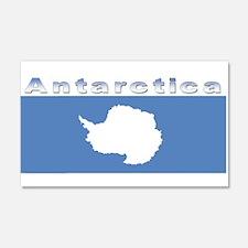 Antarctic flag Wall Decal