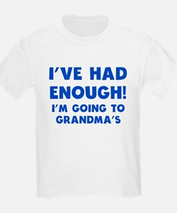 Im Going To Grandmas T-Shirt