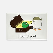 I Found You! Magnets