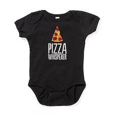 Pizza Whisperer Baby Bodysuit