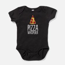 Pizza Whisperer Baby Bodysuit