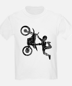 Freestyle Motocross Grunge T-Shirt