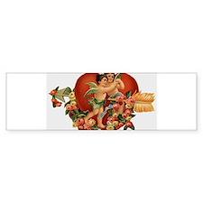 A Little Valentine's Dance Bumper Bumper Sticker
