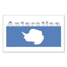 Antarctic flag Decal