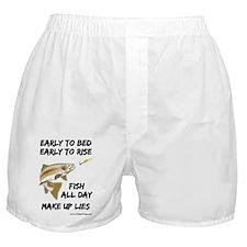 """""""Make Up Lies"""" Boxer Shorts"""
