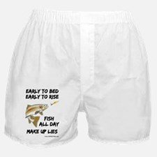 """Make Up Lies"" Boxer Shorts"