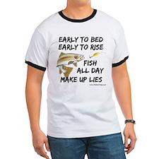 """""""Make Up Lies"""" T T-Shirt"""