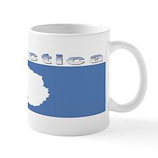 Antarctic flag Mug
