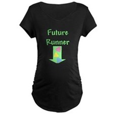Future Runner green T-Shirt