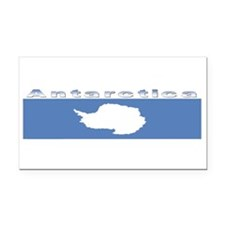 Antarctic flag Rectangle Car Magnet