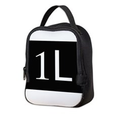 1L, first year law student Neoprene Lunch Bag