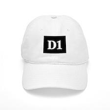 D1, first year dental student Baseball Cap