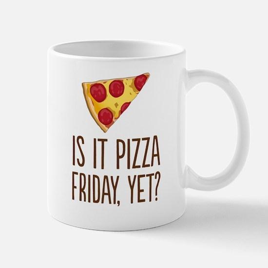 Pizza Friday Mug