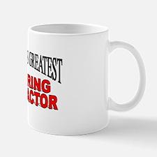 """The World's Greatest Flooring Contractor"" Mug"