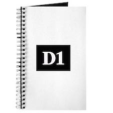 D1, first year dental student Journal