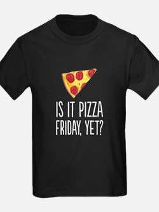 Pizza Friday T-Shirt