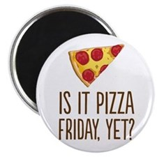 Pizza Friday Magnets