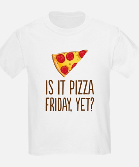 Pizza Friday T-Shirt