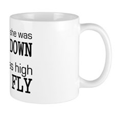 High and Low Mug