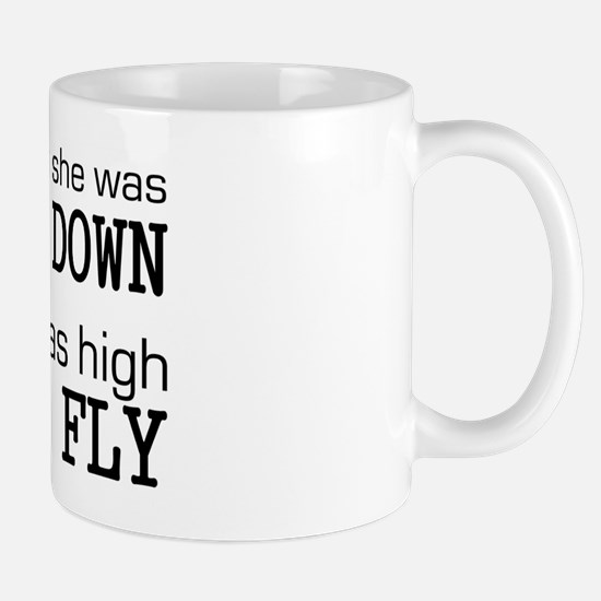 High and Low Mug