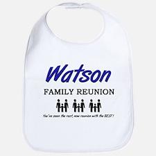 Watson Family Reunion Bib