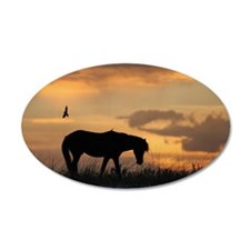 Corolla Horse Collection Wall Decal