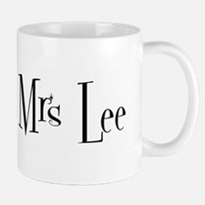 The New Mrs Lee Mug