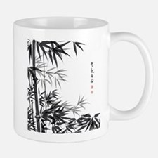 Asian Bamboo Mugs
