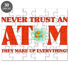 Never Trust An Atom In Atomic Orange Puzzle